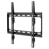 """TTD404F SLIM FIXED TV WALL MOUNT FOR TV`S UP TO 50"""""""