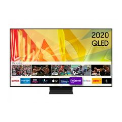 Samsung QE55Q90TA 4K Smart Q HDR 2000 Voice Assist TV Plus, Smart Things App