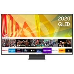 Samsung QE55Q95TA 4K Smart Q HDR 2000 Voice Assist TV Plus, Smart Things App