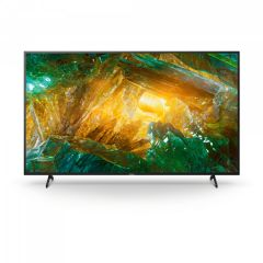 Sony KD75XH8096BU 4K HDR TV with 4K HDR processor X1™, 4K X-Reality™ PRO and clear multi-dimensional