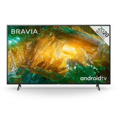 Sony KD85XH8096BU 4K HDR TV with 4K HDR processor X1™, 4K X-Reality™ PRO and clear multi-dimensional