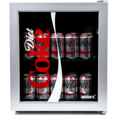 HY209 Husky Diet Coke Drinks Chiller