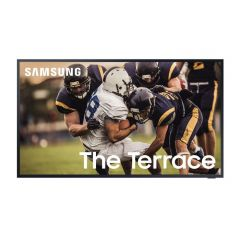"QE55LST7TC The Terrace 55"" inch Outdoor 4K Ultra HD HDR Smart QLED TV"