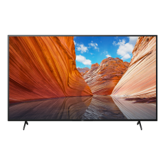 "KD55X80JU 55"" X80J 4K Ultra HD High Dynamic Range Smart TV"