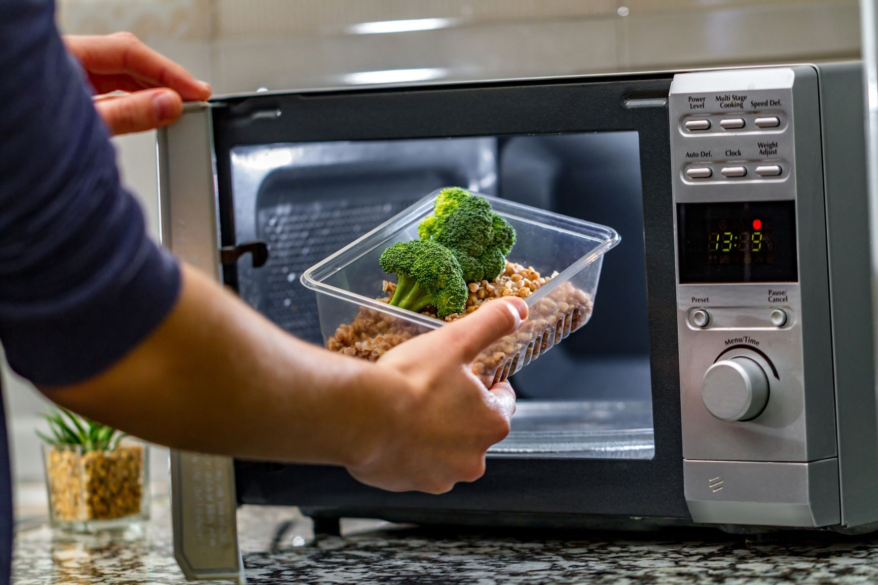 <h1>Why every home needs a microwave</h1>