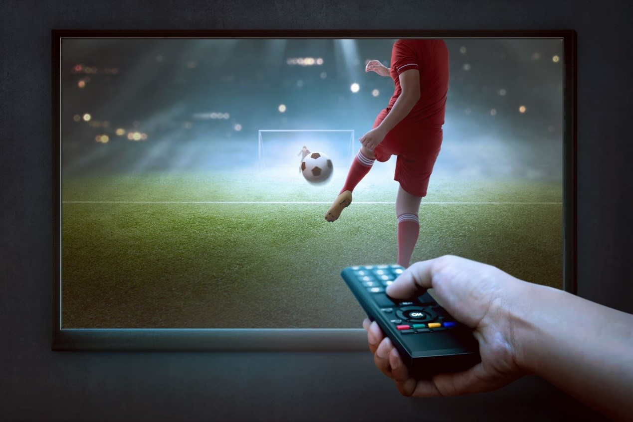 What makes a great TV for watching sport?