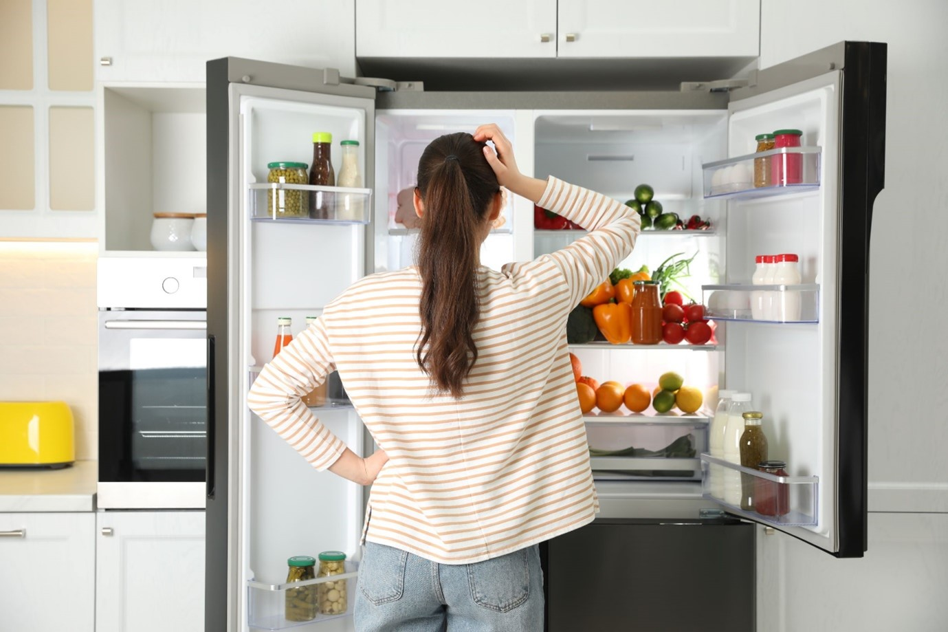 5 reasons why you need more fridge space
